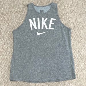 Nike Dri-Fit Workout Cotton Tank Top